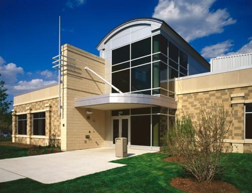 Arlington Heights Park District – Pioneer Park Community Center