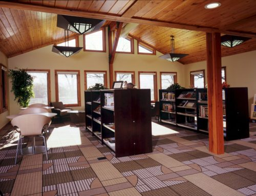 McHenry County Conservation District – Lost Valley Visitor Center
