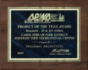 2015 APWA Project of the Year