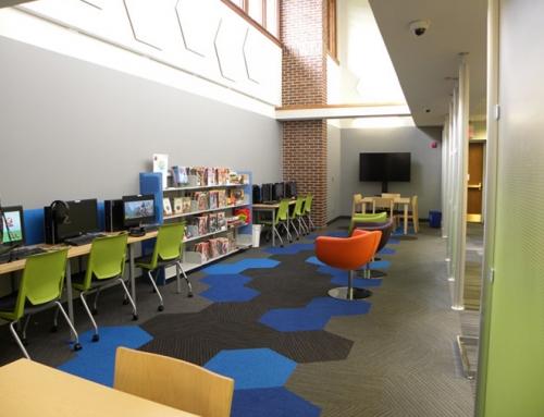 Naperville Public Library – Naper Boulevard Branch