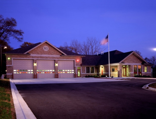 Village of Palatine – Fire Station No. 81