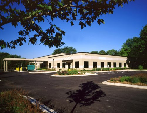 Wheaton Park District – Park Services Center