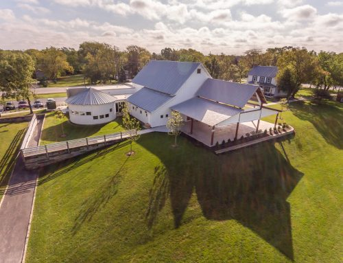 Olympia Fields Park District – The Barn Community Center