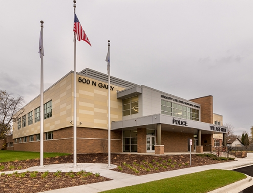 Village of Carol Stream – Village Hall & Police Addition/Remodel