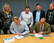 Williams Architects and NAPF Signing Day
