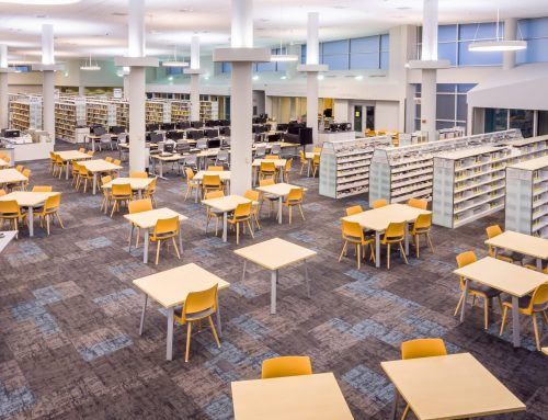 Naperville Public Library – 95th Street Library Renovations