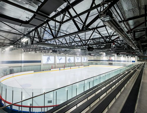 Glenview Park District – Glenview Community Ice Center