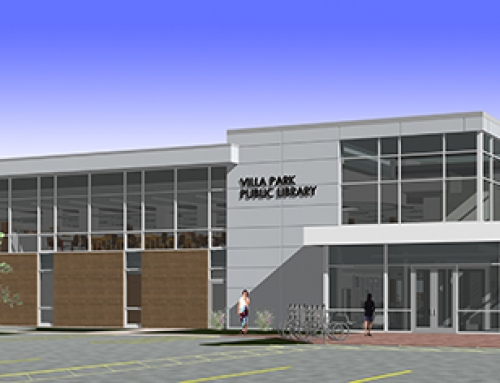 Villa Park Public Library – Expansion and Renovation