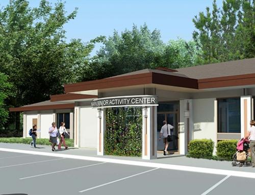 City of Napa, CA – Senior Activity Center