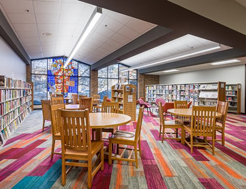Forest Park Public Library – Master Plan and Renovation