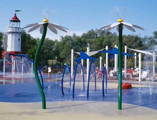 Mundelein Parks & Recreation District – Spray Play Park