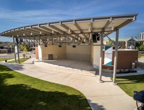 Wheaton Park District – Memorial Park Amphitheater