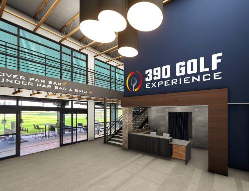 Wood Dale Park District – 390 Golf Facility Remodel / Re-brand